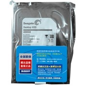 希捷 ST4000DM000 4T 5900转64M SATA 6Gb/秒 台式机硬盘 建达蓝德 盒装正品
