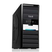 大水牛 X9A USB3.0/旋转可拆硬盘架 中塔机箱/黑色