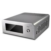 爱国者 i3 MINI系列机箱电源套装 银色(仅支持ITX主板/标配60W外置电源适配器)