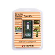金士顿 系统指定 DDR3 1600 8GB 宏基(ACER)笔记本专用内存(KAC-MEMK/8G)