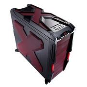 游戏悍将 V8红网 机箱 USB3.0 走背线 免锁设计