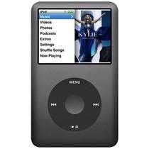 苹果 iPod classic 3代 160G  MC297CH/A MP3播放器(黑色)产品图片主图