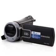 三星 HMX-H405 全高清闪存数码摄像机(黑色)
