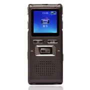 新科 RV-32 8G 录音 可摄像录音 带屏幕 MP3播放 高清播放微型 录音笔 羌色