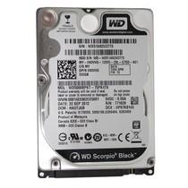 西部数据 黑盘 500G SATA3Gb/s 7200转16M 笔记本硬盘(5000BPKT)产品图片主图