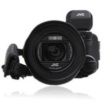 JVC GC-PX100BAC 高清闪存摄像机 黑色(1280万像素 10倍光变 3.0英寸屏 32GB内存 F1.2大光圈 WiFi功能)产品图片主图