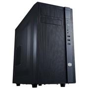 酷冷至尊 阿拉丁N200 迷你机箱(Micro-ATX/USB3.0/背走线/电源下置/支持SSD)黑色