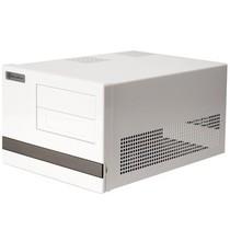 银欣 SG02W-F亚克力版 HTPC机箱(白色)产品图片主图