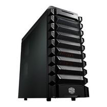 酷冷至尊 魔甲兵战斗版 游戏机箱(ATX/USB3.0/背走线/电源下置/支持SSD)黑色产品图片主图