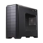 银欣 RV02B-W 乌鸦II开窗版机箱(黑色)