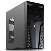 酷冷至尊 特警366U3版 游戏机箱(ATX/USB3.0/支持SSD/防尘)黑色