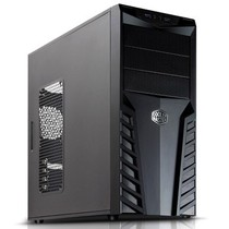 酷冷至尊 特警366U3版 游戏机箱(ATX/USB3.0/支持SSD/防尘)黑色产品图片主图