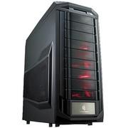 酷冷至尊 坦克兵 游戏机箱(XL-ATX/USB3.0/背走线/电源下置/支持SSD/4路交火)黑色
