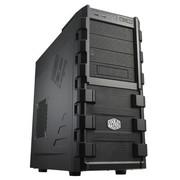 酷冷至尊 HAF912 游戏机箱(ATX/USB3.0/背走线/电源下置/支持SSD)黑色