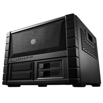 酷冷至尊 HAF XB Evo 游戏机箱(ATX/USB3.0/背走线/电源下置/支持SSD)黑色产品图片主图