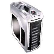 酷冷至尊 坦克兵 游戏机箱(XL-ATX/USB3.0/背走线/电源下置/支持SSD/4路交火)白色