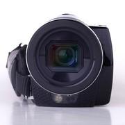 爱国者 AHD-S78 数码摄像机 黑色(510万像素 5倍光变 1080P高清摄像 3英寸触控LCD屏 遥控拍摄)