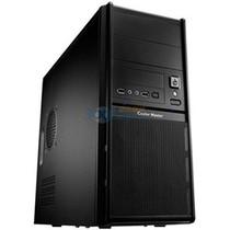 酷冷至尊 特警342 游戏机箱(M-ATX/背走线/支持SSD)黑色产品图片主图