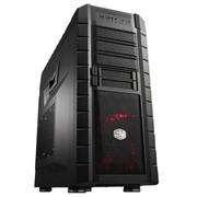 酷冷至尊 HAF XM 游戏机箱(E-ATX/USB3.0/背走线/电源下置/支持SSD/全塔)黑色