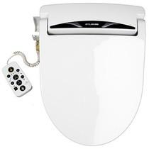 良治洗之朗 SR6BX高级智能马桶盖 洗之朗白色智能座便盖板 智能遥控操作产品图片主图