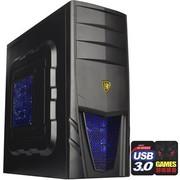 撒哈拉 机器侠GT3至尊版 原生USB3.0游戏机箱