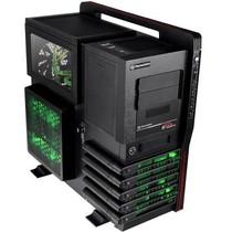 Thermaltake Level 10 GT LCS 2.0 水冷版(VN10031W2N-B)机箱(独特硬盘槽/支持长显卡/含水冷系统)产品图片主图