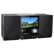 奥莱克 ALK-F91 7寸屏可视DVD迷你组合音响 电脑音箱产品图片主图