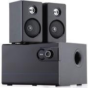 索爱 SA-A4 2.1有源音箱 (黑色)