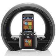 JBL ON AIR WIRELESS无线HiFi 2.0多媒体防磁iPhone/iPad音乐充电基座音箱 黑色