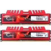 芝奇 RipjawsX DDR3 1600 8G(4G×2条)台式机内存(F3-12800CL9D-8GBXL )