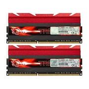 芝奇 TridentX DDR3 2400 16G(8G×2条)台式机内存(F3-2400C10D-16GTX)