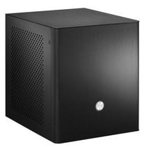乔思伯 V2 ITX机箱 全铝 黑色 支持MICRO小电源产品图片主图