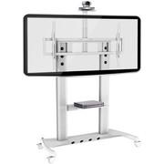 NB AVT1800-100-1P(60-100寸)液晶电视移动推车视频会议落地电视移动架
