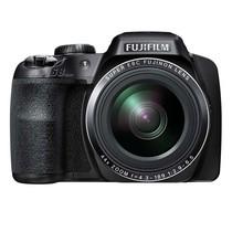 富士 S8450W 数码相机 黑色(1620万像素 3英寸液晶屏 44倍光学变焦 24mm广角)产品图片主图