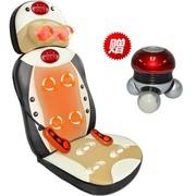 凯仕乐 KSR-J163升级版按摩垫 颈部腰部肩部按摩器 按摩靠垫 土豪金