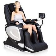 KGC 瑞士卡杰诗 M6白金版 豪华多功能全身家用电动按摩椅沙发 尊爵黑
