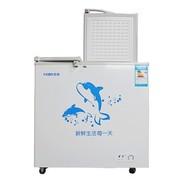 惠康 BD/BC-169D 169L双温冰柜