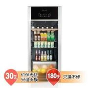 美的 JC-145GEM 145升智能控温专业储藏酒柜 冰吧(黑色亚光)