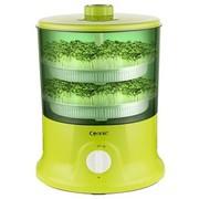 康丽 CB-A323B双层蔬菜豆芽机 家用智能全自动恒温洒水 绿色 送遮光罩