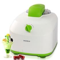 柏翠 家用全自动冰淇淋机 自制冰激淋 内置压缩机 IC1308C产品图片主图