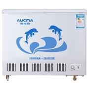 澳柯玛 BCD-235VNE 235升蝶形门双温双箱冷柜