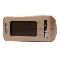 欧姆龙 电子卡路里计步器脂肪检测仪 HJA-308-GD 金色产品图片主图