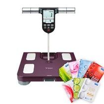 欧姆龙 脂肪测量仪器HBF-371脂肪秤帮助减肥 送价值56元百川可拆自发热护颈产品图片主图