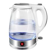 康雅 JK-101K 电热水壶保温 电水壶自动断电 玻璃烧水壶热水壶