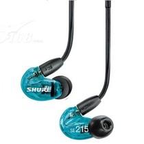 舒尔 SHURE SE215特别版 舞台绕耳(蓝色)产品图片主图