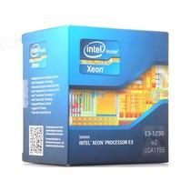 英特尔 至强四核E3-1230V2 盒装CPU(LGA1155/3.30GHz/8M三级缓存/69W/22纳米)产品图片主图