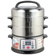 韩派 HP-130多功能电蒸锅 电火锅 不锈钢多层电煮笼