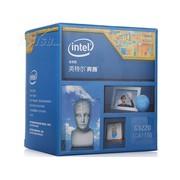 英特尔 奔腾双核G3220 Haswell全新架构盒装CPU (LGA1150/3.0GHz/3M三级缓存/54W/22纳米)