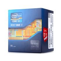 英特尔 酷睿双核i3-3240 盒装CPU(LGA1155/3.4GHz/3M三级缓存/55W/22纳米)产品图片主图