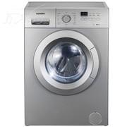 西门子 (SIEMENS)WM08X168TI 5.2公斤全自动滚筒洗衣机(银色)